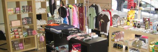 Boutique Espace Lyon Japon